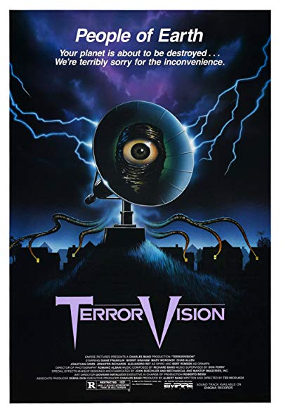 TerrorVision 1986 BluRay REMUX 1080p AVC DTS-HD MA 5.1 - KRaLiMaRKo