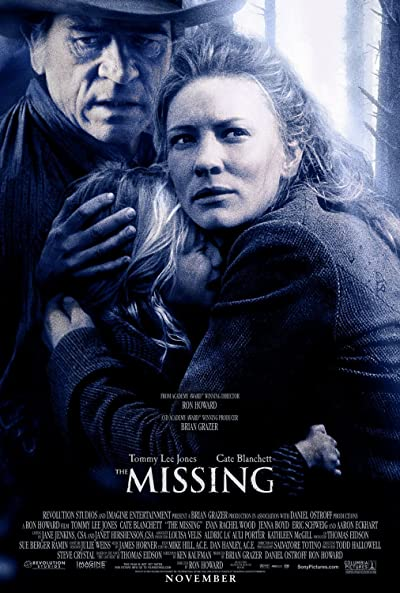The Missing 2003 Extended Cut BluRay REMUX 1080p AVC DTS-HD MA 5.1 - KRaLiMaRKo