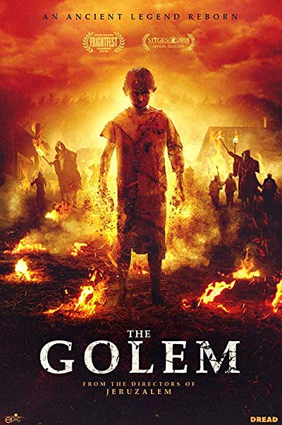 The Golem 2018 BluRay REMUX 1080p AVC DTS-HD MA 5.1-EPSiLON