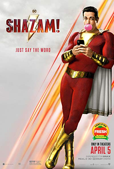 Shazam 2019 3D 1080p BluRay DD5.1 x264-SPECTACLE