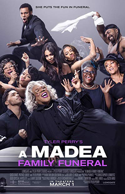 A Madea Family Funeral 2019 BluRay 1080p DTS-HD MA 5.1 x264-MTeam