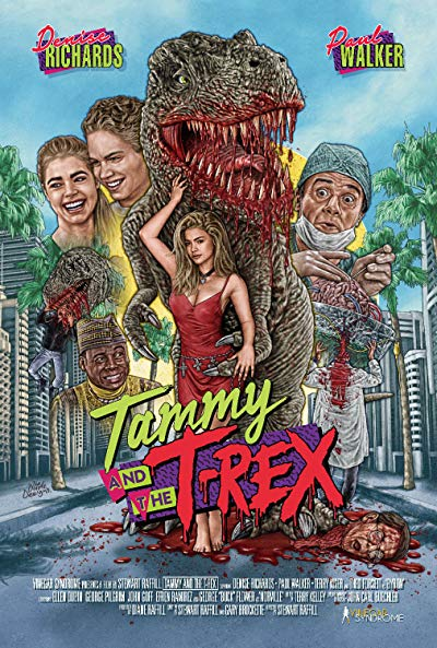 Tammy And The T-Rex 1994 2160p UHD BluRay x265-AViATOR