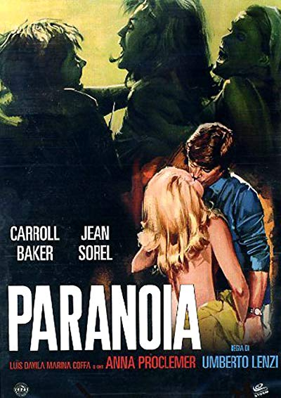 Paranoia 1970 720p BluRay DTS x264-GHOULS