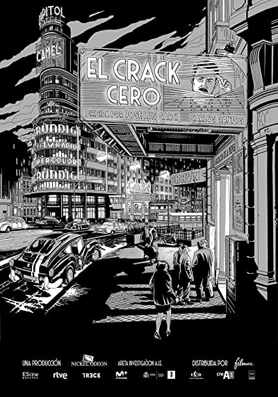 El crack cero 2019 SPANISH 1080p BluRay DD5.1 x264-OROS