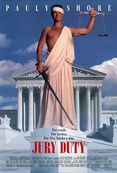 Jury Duty 1995 1080p BluRay DTS x264-BRMP