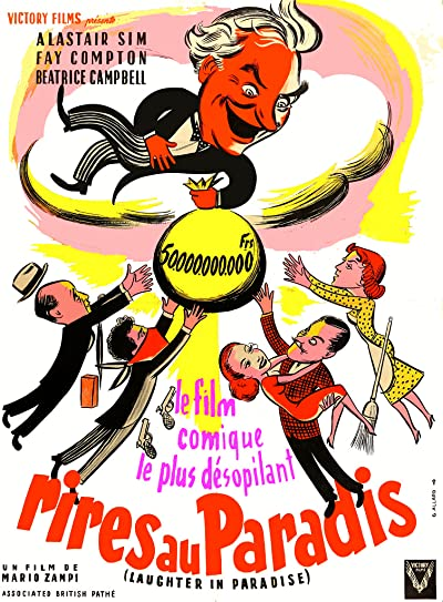 Laughter in Paradise 1951 720p BluRay FLAC x264-GHOULS