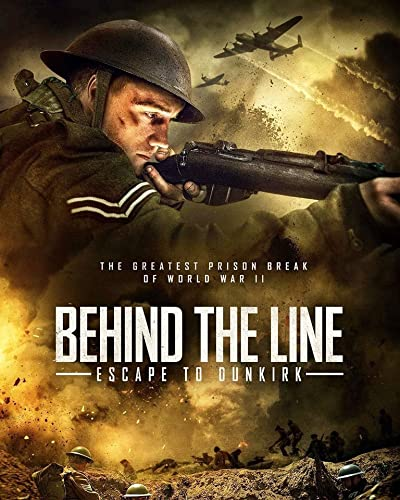 Behind The Line Escape To Dunkirk 2020 1080p WEB-DL DD5.1 H264-EVO