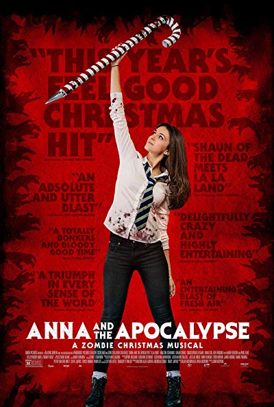 Anna and The Apocalypse 2017 EXTENDED 720p BluRay DTS x264-AMIABLE
