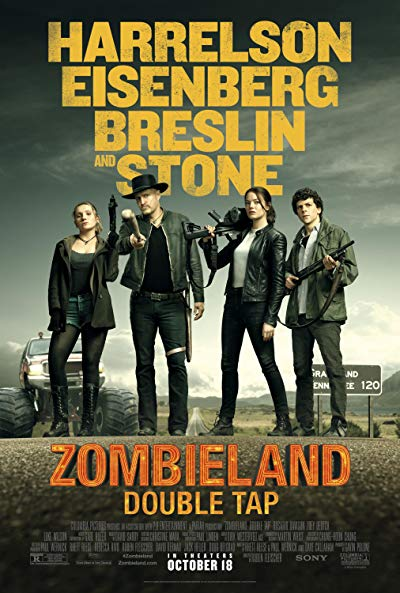 Zombieland Double Tap 2019 INTERNAL 1080p BluRay DTS x264-RENDEZVOUS