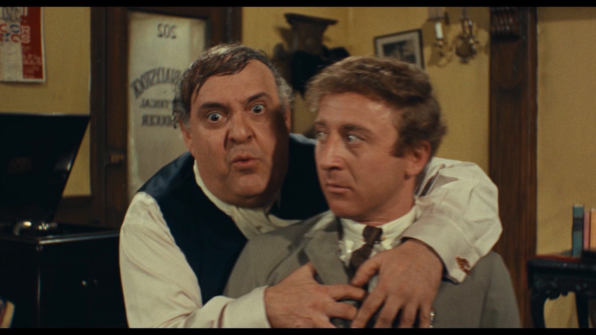 The Producers 1967 BluRay REMUX 1080p AVC DTS-HD MA 5.1 - KRaLiMaRKo