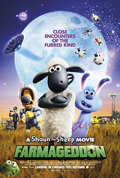 A Shaun the Sheep Movie Farmageddon 2019 1080p BluRay DTS x264-AMIABLE
