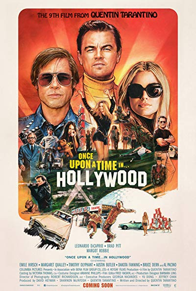 Once Upon a Time in Hollywood 2019 2160p UHD BluRay REMUX HDR HEVC DTS-HD MA 7.1-EPSiLON