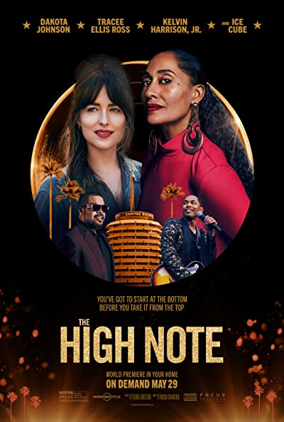 The High Note 2020 1080p BluRay DDP7.1 x264-iFT