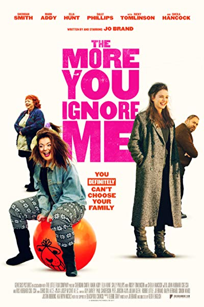 The More You Ignore Me 2018 AMZN 1080p WEB-DL DD5.1 H264-CMRG