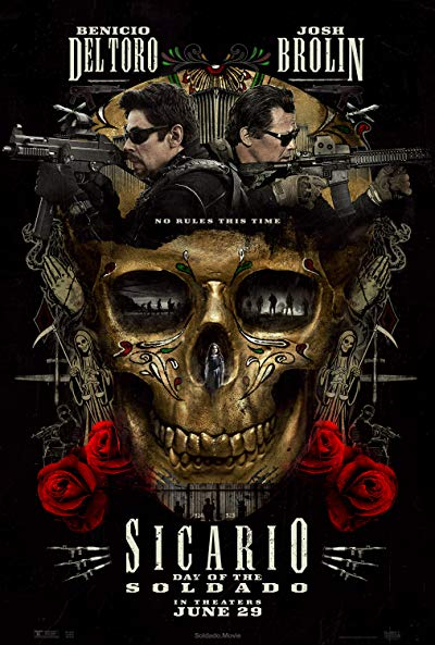 Sicario Day of the Soldado 2018 1080p BluRay DTS-HD MA 7.1 x264-HDChina