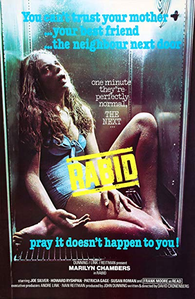 Rabid 1977 BluRay REMUX 1080p AVC DTS-HD MA 2.0-EPSiLON