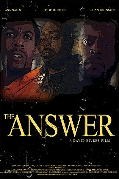 The Answer 2018 1080p WEB-DL DD5.1 H264-EVO
