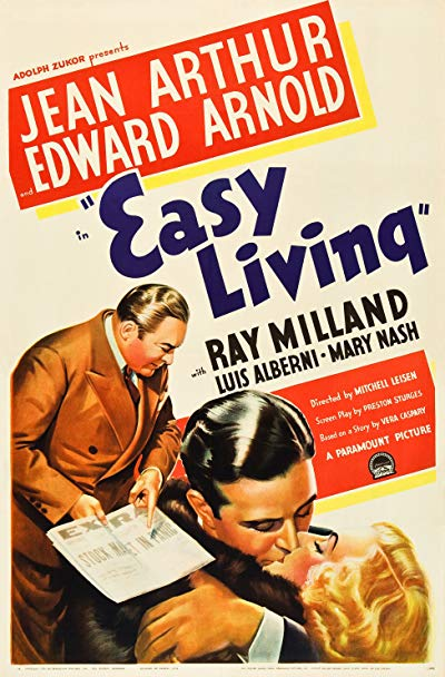 Easy Living 1937 720p BluRay DTS x264-PSYCHD