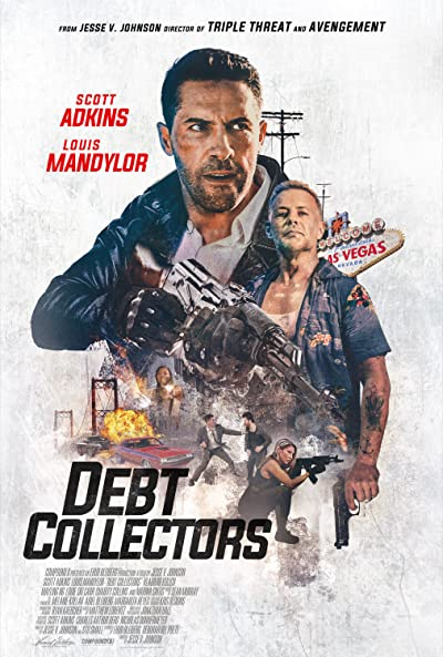 Debt Collectors 2020 720p BluRay DD5.1 x264-iFT