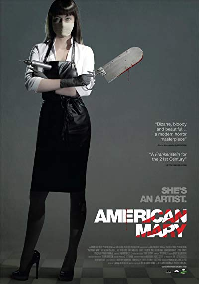 American Mary 2012 BluRay REMUX 1080p AVC DTS-HD MA 5.1-EPSiLON