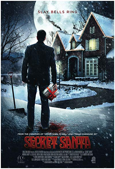 Secret Santa 2018 720p WEB-DL DD5.1 H264-CMRG
