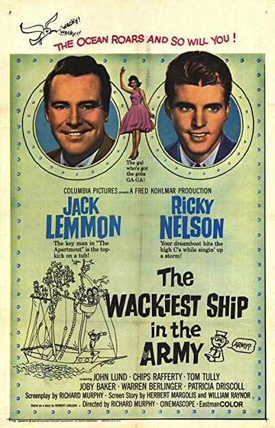 The Wackiest Ship In The Army 1960 1080p WEB-DL AAC H264-SbR