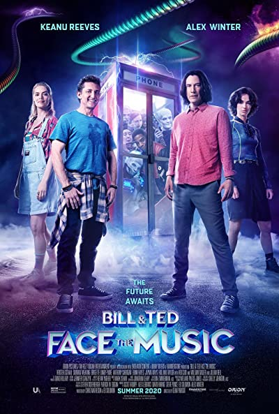 Bill and Ted Face the Music 2020 2160p UHD BluRay DTS-HD MA 5.1 x265-GUHZER