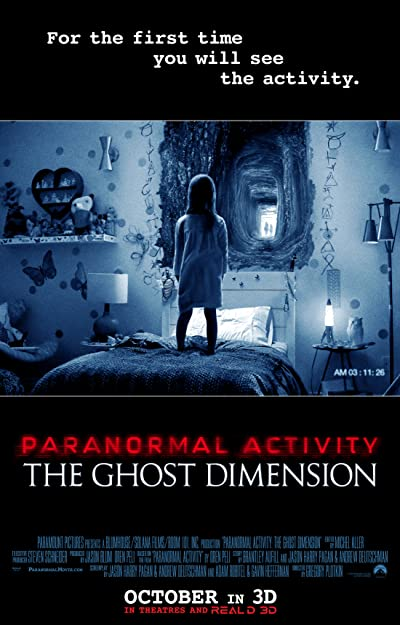 Paranormal Activity The Ghost Dimension 2015 BluRay REMUX 1080p AVC DTS-HD MA 5.1-LEGi0N