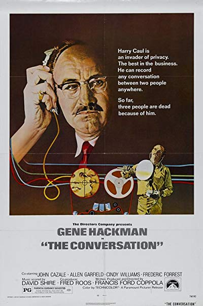 The Conversation 1974 BluRay REMUX 1080p AVC DTS-HD MA 5.1 - KRaLiMaRKo