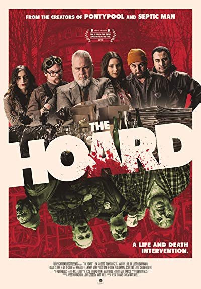 The Hoard 2018 1080p WEB-DL DD5.1 H264-EVO