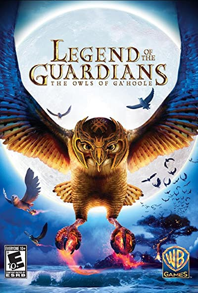 Legend of the Guardians - The Owls of Ga'Hoole 2010 Repack BluRay REMUX 1080p AVC DTS-HD MA 5.1 - KRaLiMaRKo