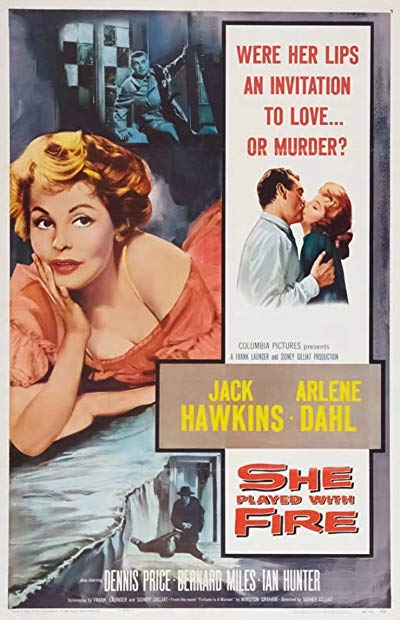 She Played with Fire 1957 BluRay REMUX 1080p AVC FLAC1.0-EPSiLON