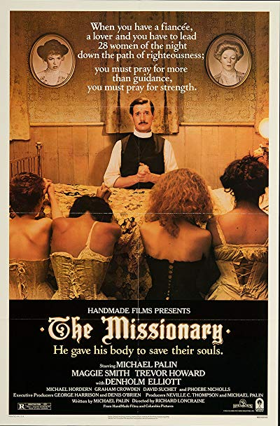 The Missionary 1982 720p BluRay FLAC x264-SPOOKS