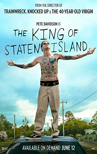 The King of Staten Island 2020 AMZN 1080p WEB-DL DDP5.1 H264-NTG