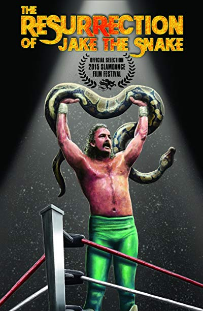 The Resurrection of Jake the Snake 2015 AMZN 1080p WEB-DL AAC H264-QOQ