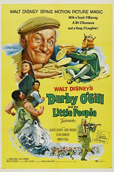 Darby O'Gill and the Little People 1959 1080p WEB-DL DD2.0 H264-SbR
