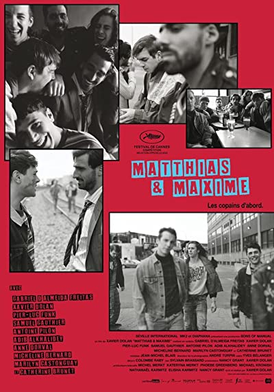 Matthias and Maxime 2019 720p BluRay DD5.1 x264-USURY