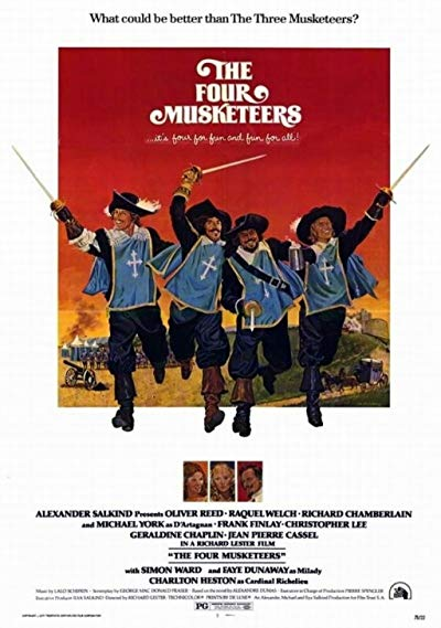 The Four Musketeers Miladys Revenge 1974 BluRay REMUX 1080p AVC FLAC2.0-EPSiLON