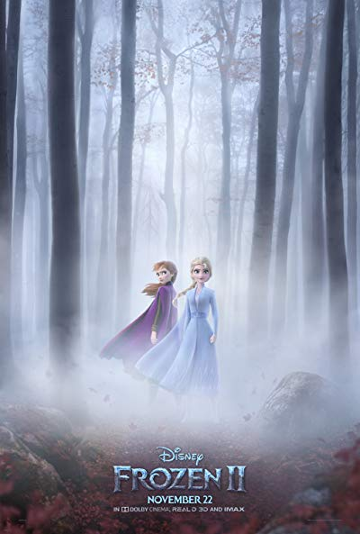 Frozen II 2019 720p BluRay DTS x264-YOL0W