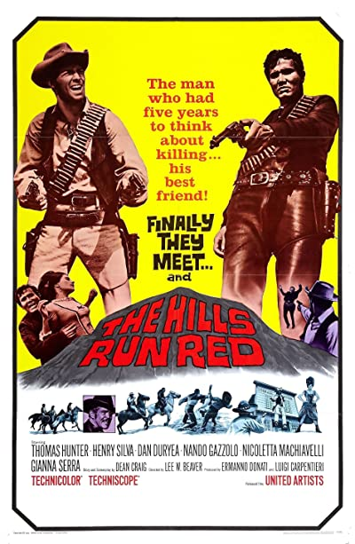 The Hills Run Red 1966 DUBBED 720p BluRay DTS x264-PussyFoot