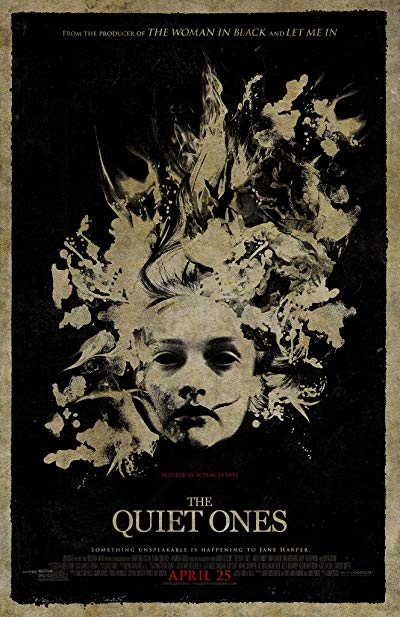 The Quiet Ones 2014 BluRay REMUX 1080p AVC DTS-HD MA 5.1 - KRaLiMaRKo