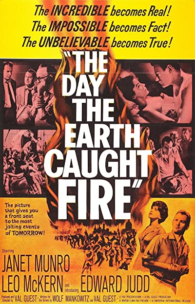 The Day the Earth Caught Fire 1961 BluRay REMUX 1080p AVC FLAC1.0-EPSiLON