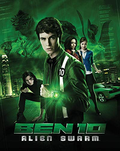 Ben 10 Alien Swarm 2009 1080p BluRay DD5.1 x264-aAF