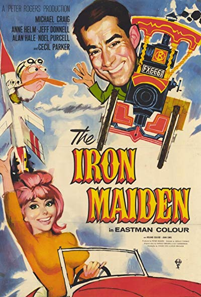 The Swingin Maiden 1963 BluRay REMUX 1080p AVC FLAC2.0-EPSiLON