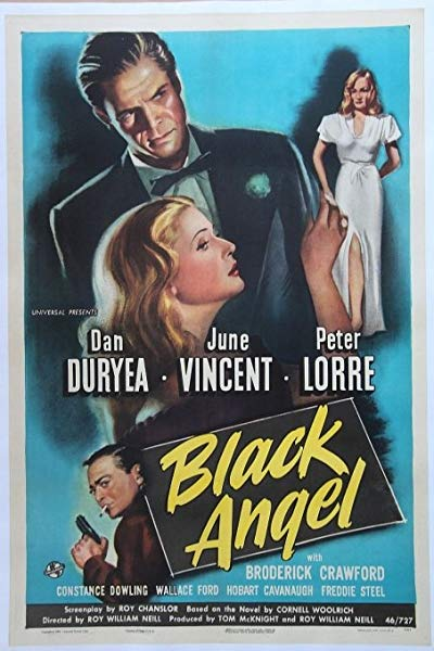Black Angel 1946 BluRay REMUX 1080p AVC FLAC1.0-EPSiLON