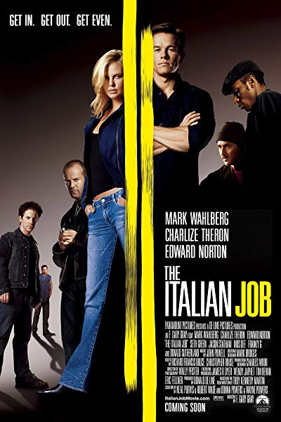 The Italian Job 2003 1080p BluRay DTS x264-DON