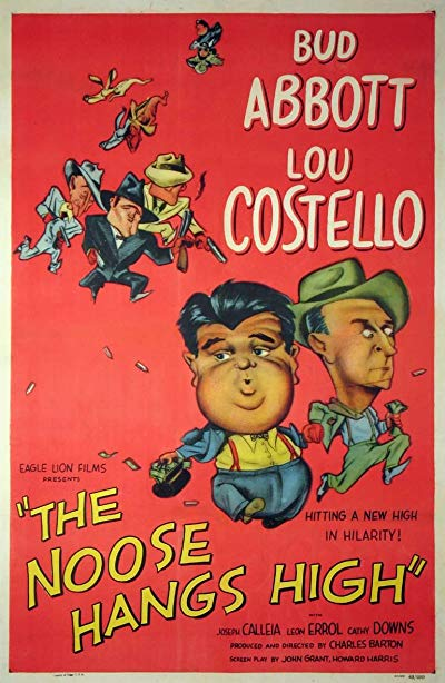 The Noose Hangs High 1948 BluRay REMUX 1080p AVC DTS-HD MA 2.0 - KRaLiMaRKo