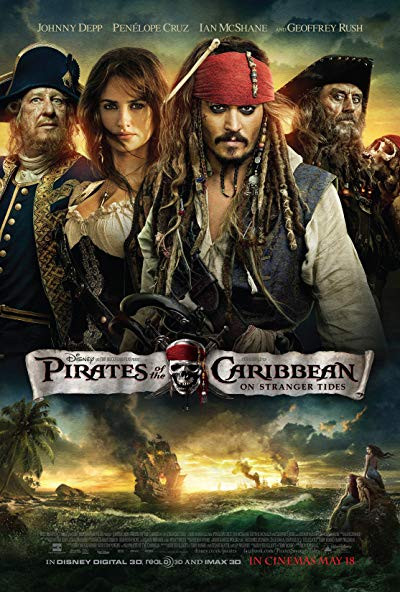 Pirates Of The Caribbean On Stranger Tides 2011 BluRay REMUX 1080p AVC DTS-HD MA 7.1 - KRaLiMaRKo