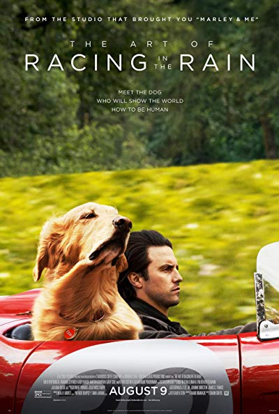The Art of Racing in the Rain 2019 HDR 2160p WEB-DL DDP5.1 H 265-ROCCaT