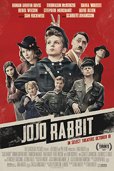 Jojo Rabbit 2019 720p BluRay DTS x264-YOL0W